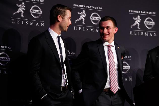 Kingsbury on Johnny Manziel: 'He'll Be Better'
