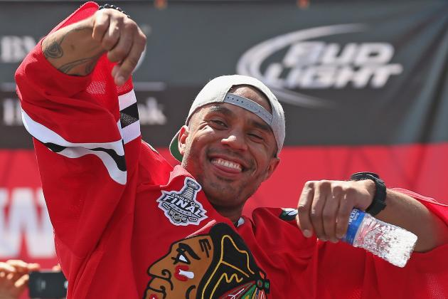 Report: Blackhawks Close to Re-Signing Ray Emery