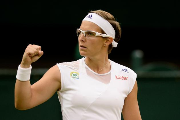 Wimbledon Tennis 2013: Highlighting Biggest Overachievers at All England Club