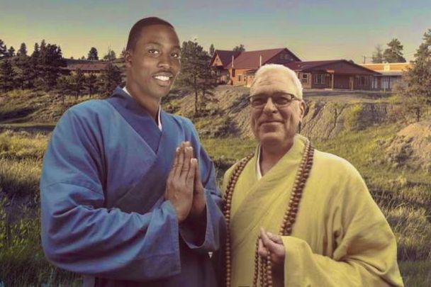Dwight Howard Will Meditate on Tough Decision in the Mountains or on a Ranch