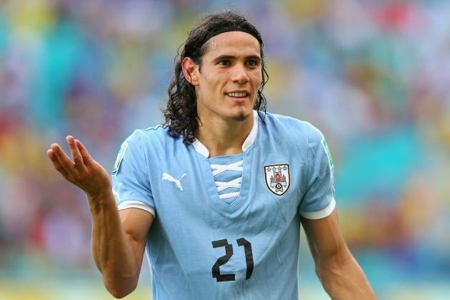 Chelsea Get Smart by Giving Up Edinson Cavani Chase