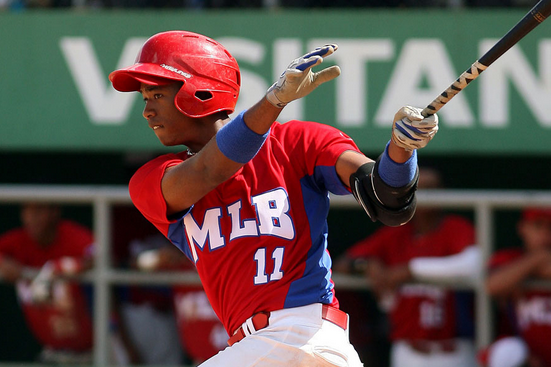 Cubs Set to Sign No. 1 International Prospect Eloy Jimenez