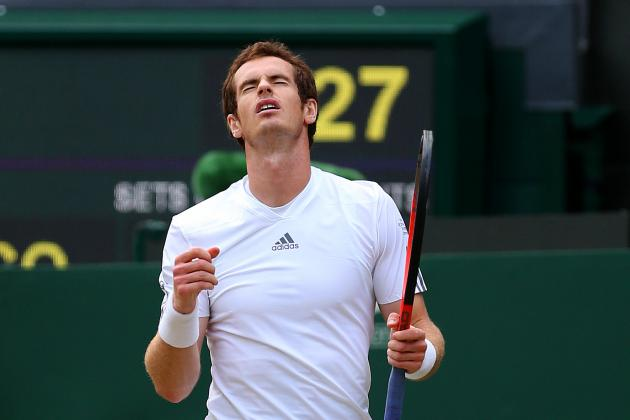 Wimbledon 2013: Andy Murray Rallies to Defeat Fernando Verdasco