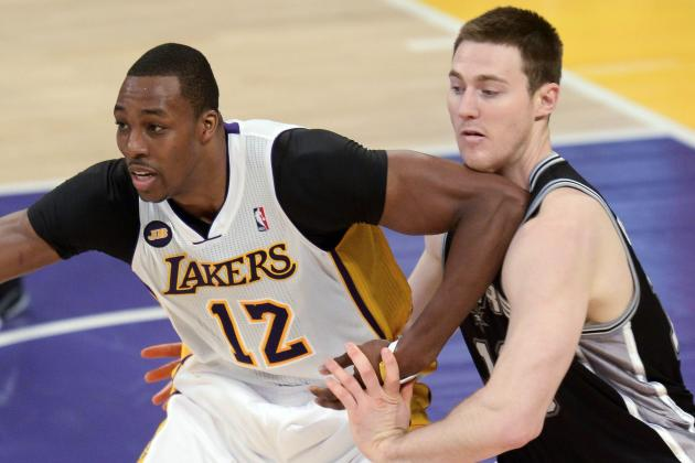 Los Angeles Lakers: What if the Billboards Aren't About Dwight?