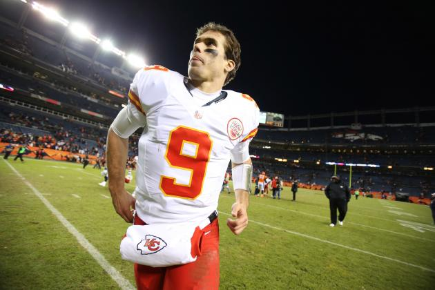 Former Chiefs QB Brady Quinn Looks Back on Time in KC