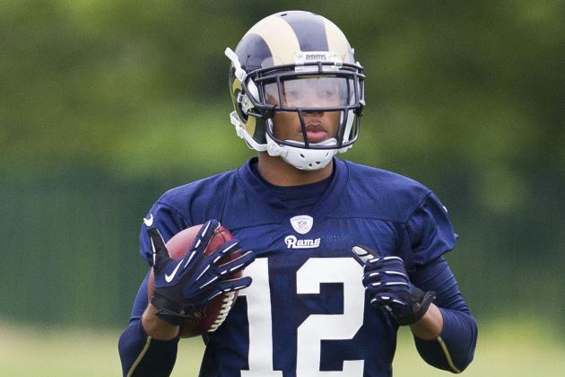 Where Does Stedman Bailey Fit in the Rams Offense?