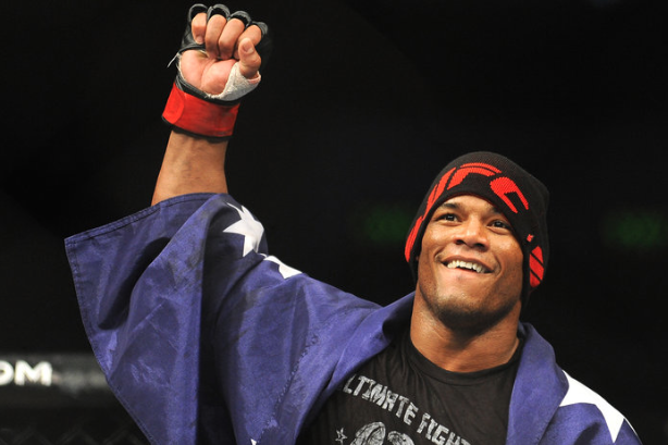 Hector Lombard vs. Nate Marquardt Set for UFC 166 in Houston