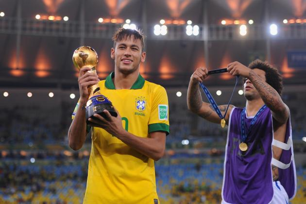 Neymar Must Turn Confederations Cup Brilliance into La Liga Consistency