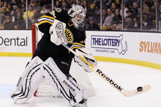 Report: Tim Thomas' Agent Contacts Flyers
