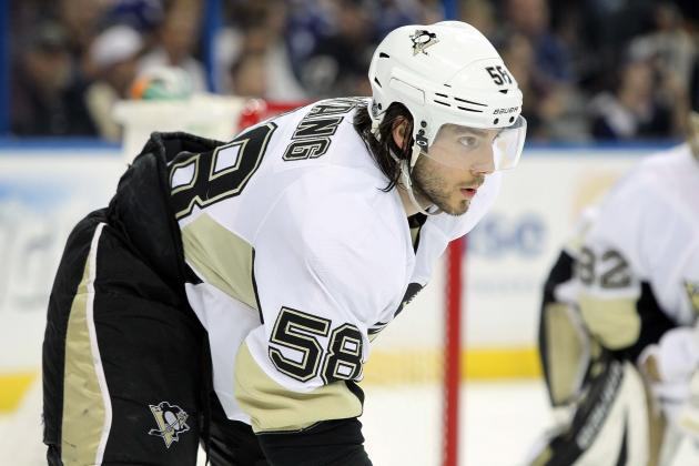 Shero on Letang: His Best Days Are Ahead