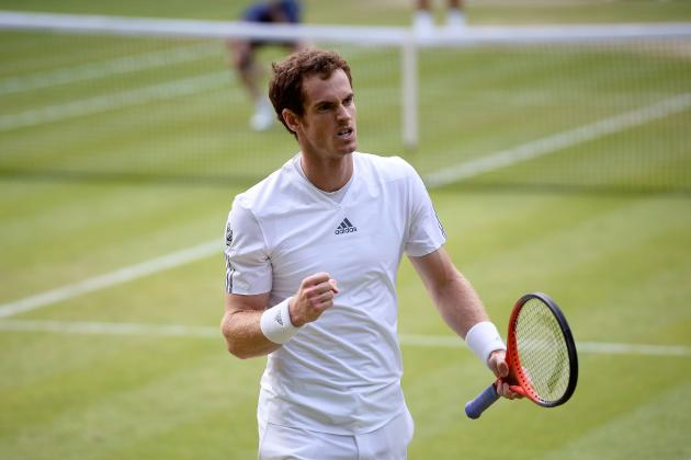 Wimbledon 2013 Results: Most Impressive Performances of Men's Quarterfinals