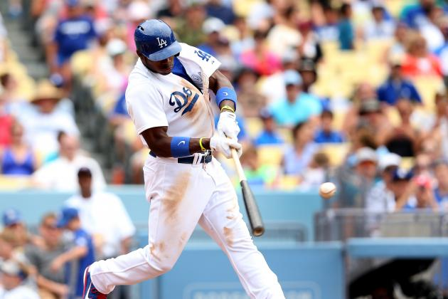 Puig 1st to Ever to Win Player of Month in 1st Month