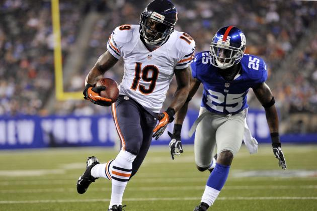 Can Joe Anderson Make an Impact for the Chicago Bears in 2013?