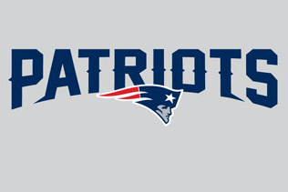 New England Patriots Debut New, Bolder Logo