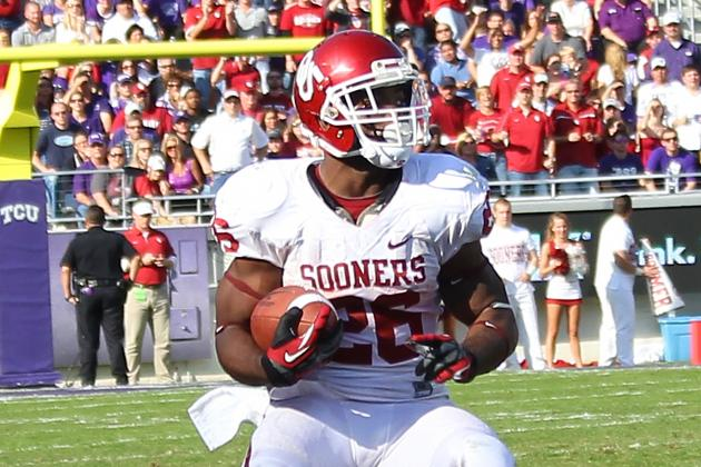 Under the radar: Oklahoma Sooners