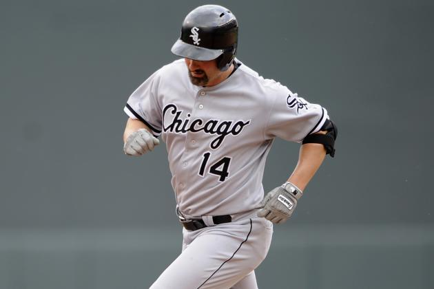 White Sox Place Paul Konerko and Jesse Crain on DL