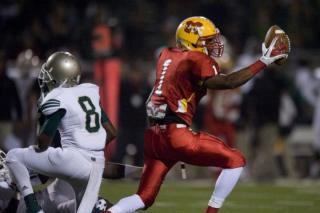Redfield Could See Action on Both Sides of the Ball