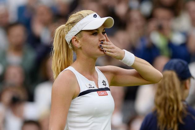 Agnieszka Radwanska vs. Sabine Lisicki: Dissecting Semifinals Clash in London