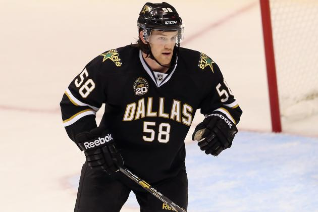 Dallas Stars Sign Jordie Benn to Three-Year Contract