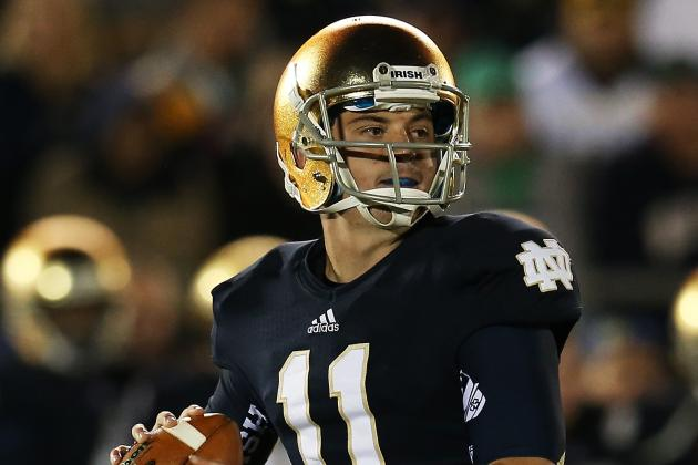 Notre Dame Football: 10-Win Season in 2013 is Not Realistic for Irish