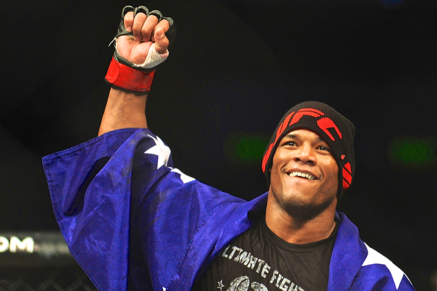 Hector Lombard vs. Nate Marquardt Booked for UFC 166