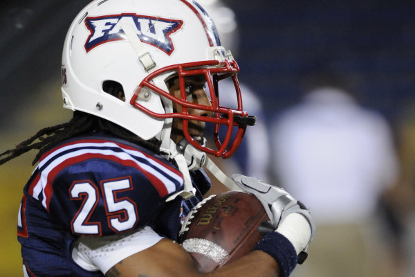Travis Jones Not Expected to Play for FAU in 2013