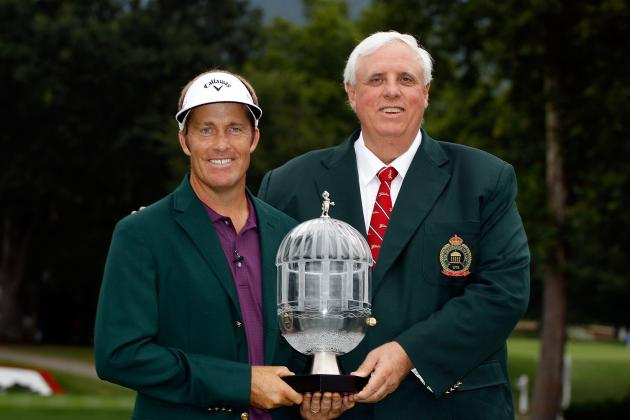 2013 Greenbrier Classic Makes Splash in West Virginia