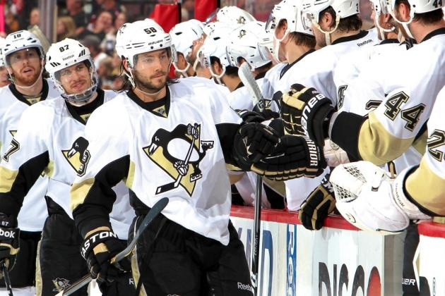 Can Pittsburgh Penguins Keep a Strong Supporting Cast for Expensive Stars?