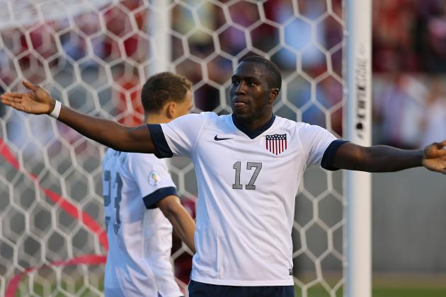 Jozy Altidore: How Would the United States Forward Fit in at Sunderland?
