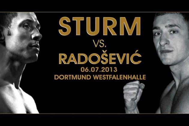 Felix Sturm vs Pedrag Radosevic: Fight Time, Date, TV Info and More