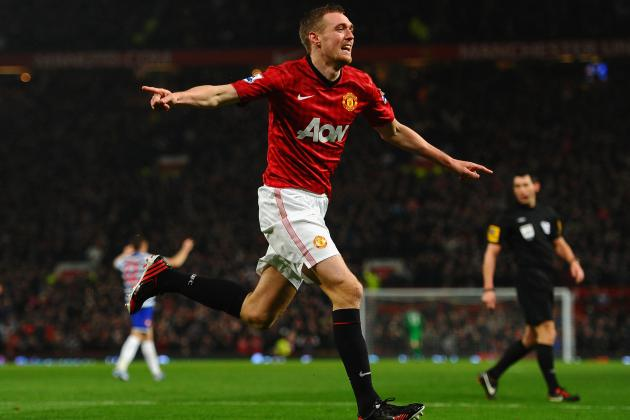 Darren Fletcher: Can Manchester United Midfielder Recapture His Best Form?