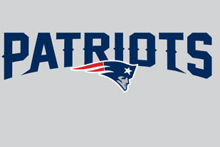 New England Patriots Ditch Cursive Script with All-New Logo