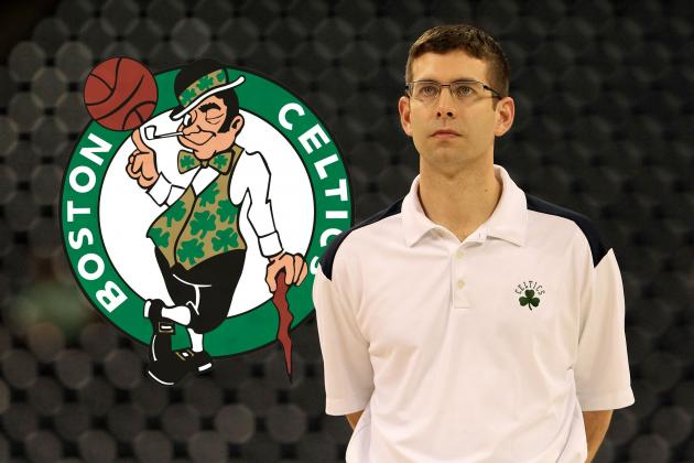 Boston Celtics Name Brad Stevens New Head Coach