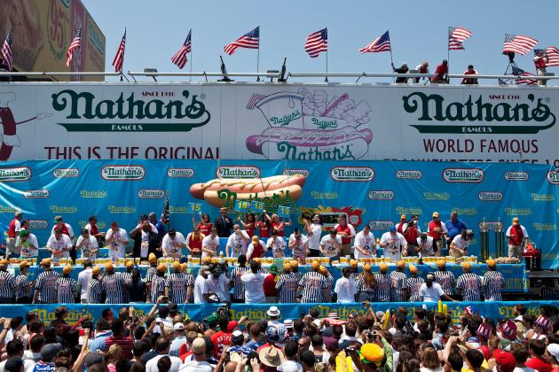 Nathan's Hot Dog Eating Contest 2013 Live Stream: Online Viewing Guide and More