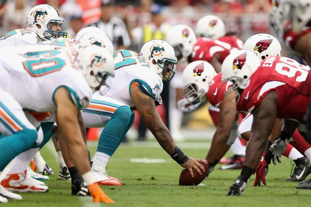 Offensive Line Remains Biggest Question Mark for Miami Dolphins' Season
