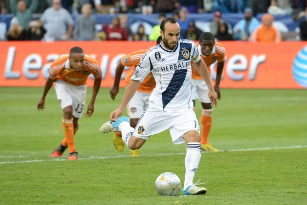 Breaking Down Landon Donovan's 2013 MLS Stats