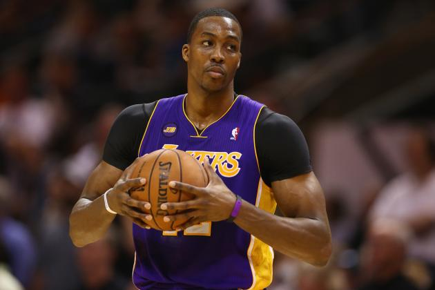 Dwight Howard Wouldn't Boost Warriors to NBA Title