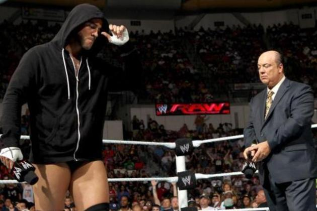 How Long Should WWE Drag Out the CM Punk-Paul Heyman Dissension?