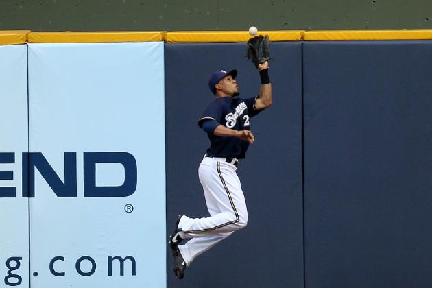 Why Brewers' Carlos Gomez Is the Best Defensive CF in Major League Baseball