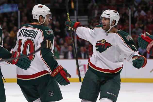 NHL Free Agency 2013: Breaking Down Minnesota Wild's Wish List