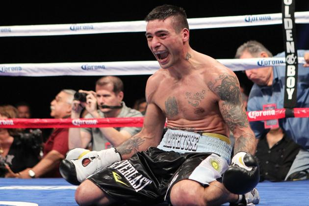Matthysse vs. Garcia Possibility for Mayweather vs. Alvarez Undercard