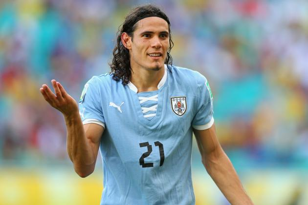 Edinson Cavani Bidding War Will Pay Massive Dividends for Napoli