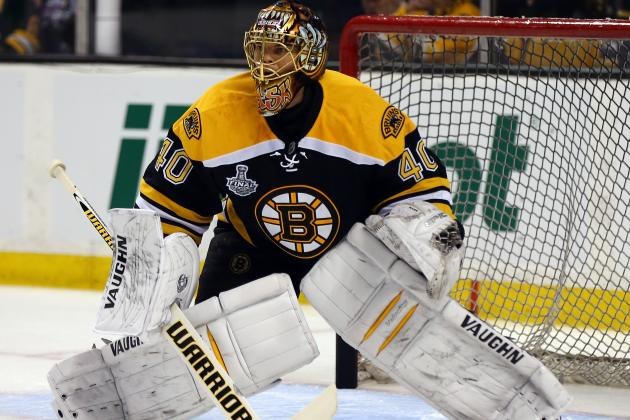 Chiarelli 'Confident' Rask Deal Will Be Done