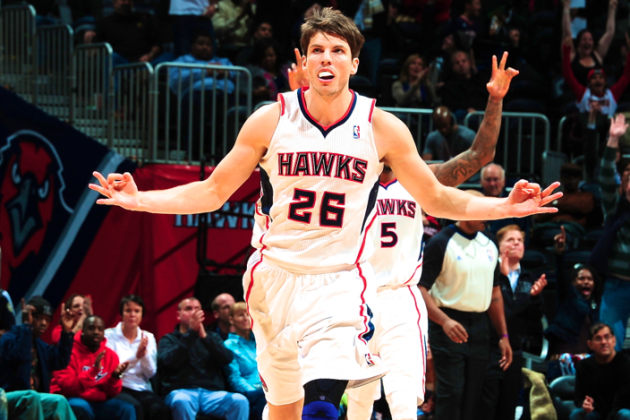 Kyle Korver Reportedly Re-Signs with Hawks on 4-Year, $24 Million Deal