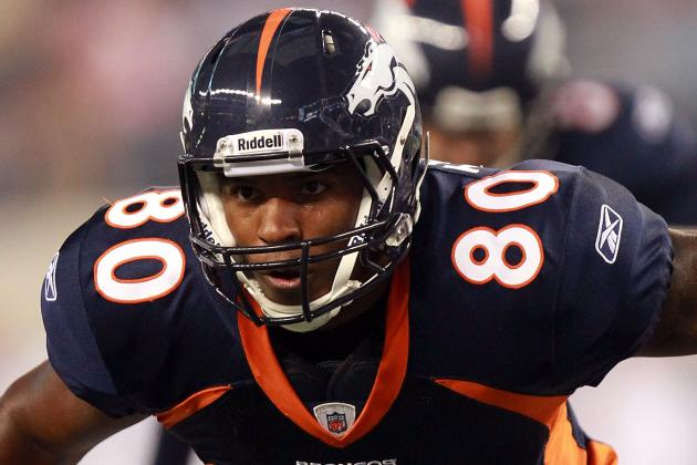 Denver Broncos: Could Julius Thomas Be the Team's Secret Weapon?