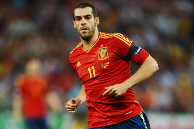 Manchester City Reportedly Close to Signing Sevilla Striker Alvaro Negredo