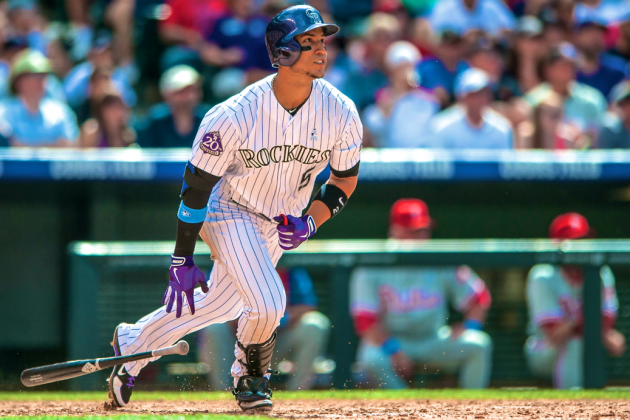 How Carlos Gonzalez Has Gone from Coors Field Product to True MLB Superstar