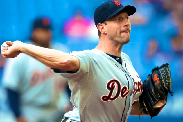 Max Scherzer Becomes First Pitcher to Reach 13-0 Mark Since 1986