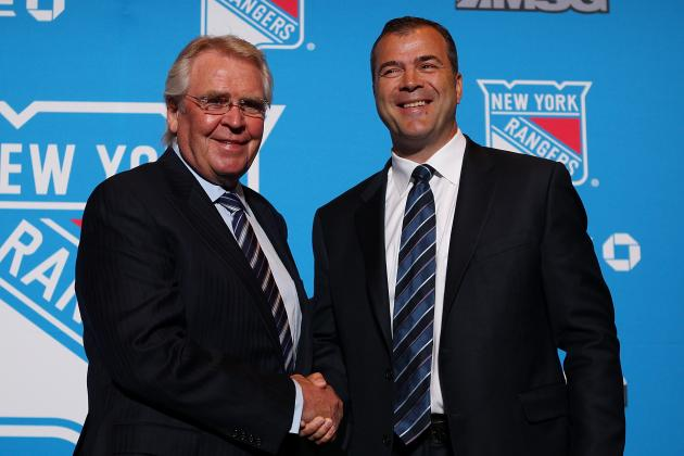 New York Rangers Rumors: Latest Free Agent Updates and Trade Chatter