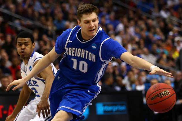 Why Grant Gibbs' Return Ensures Creighton Will Remain an Offensive Juggernaut